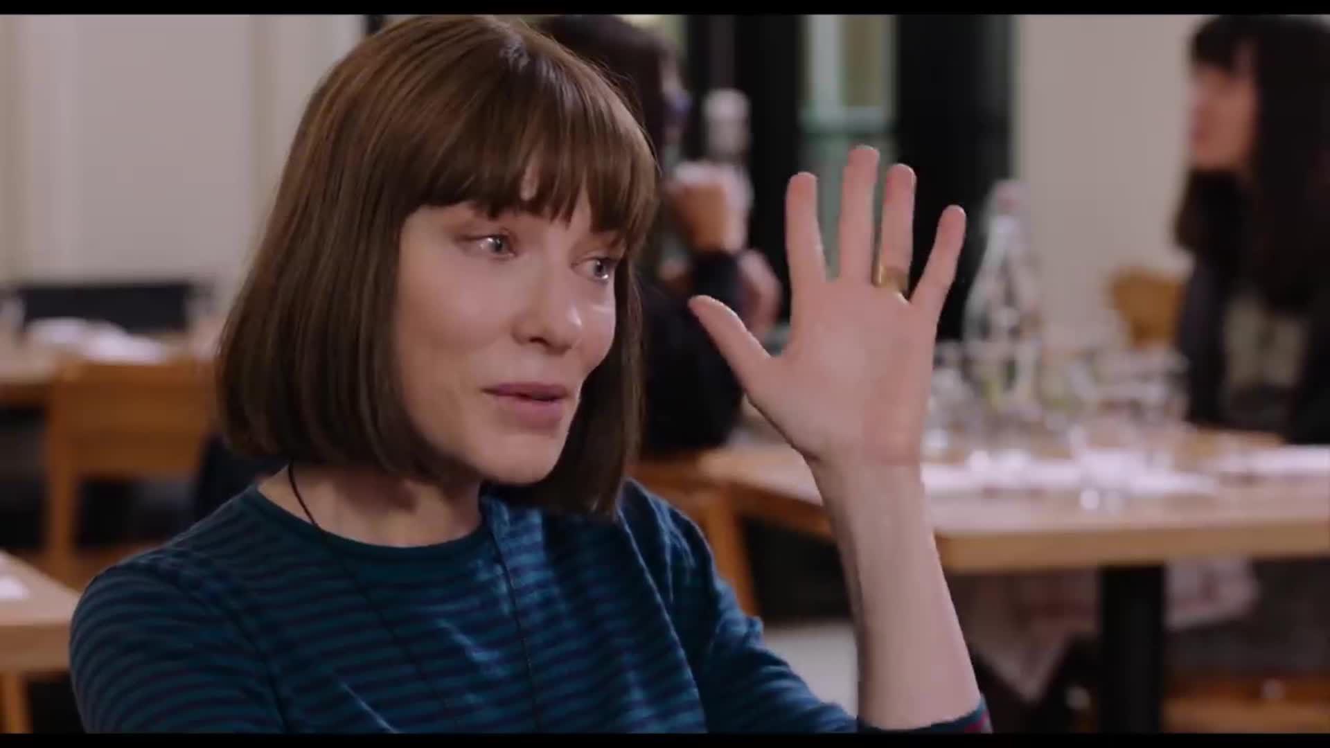 Trailer Where'd You Go, Bernadette?