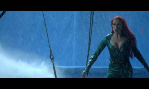Cảnh quay 'Aquaman' trước và sau khi có kỹ xảo