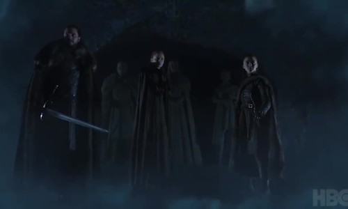 Trailer mùa 8 Game of Thrones (nhà Stark)