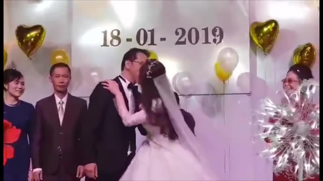 Đám cưới diễn viên Trung Hiếu