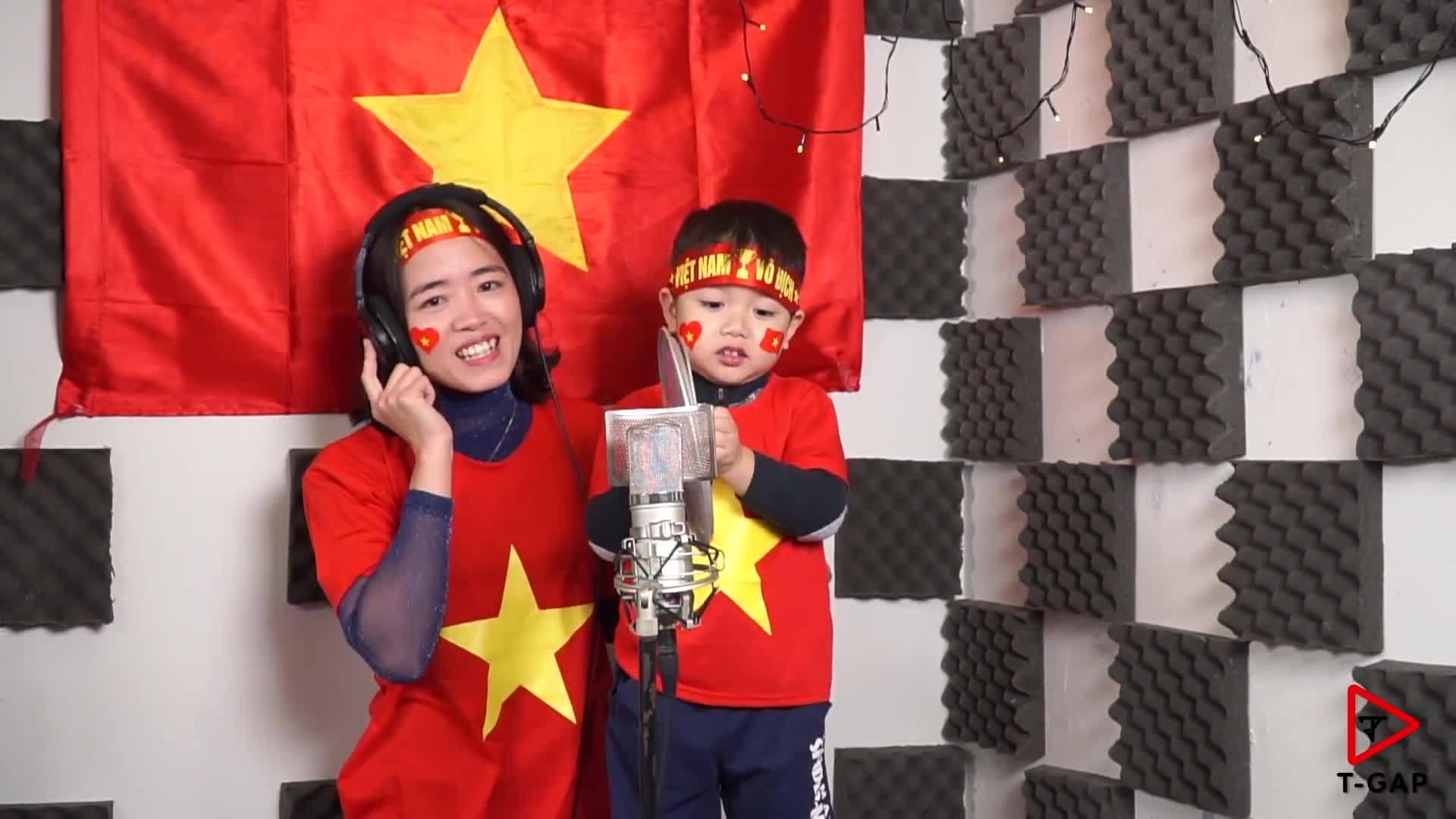Việt Nam ơi - khúc ca cổ vũ bóng đá khích lệ niềm tự hào dân tộc