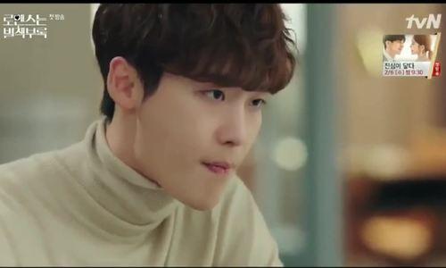 Lee Jong Suk gây sốt với cảnh chơi dương cầm bên hồ trong phim mới