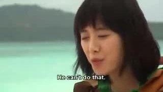 Goo Hye Sun và Lee Min Ho trong Vườn sao băng