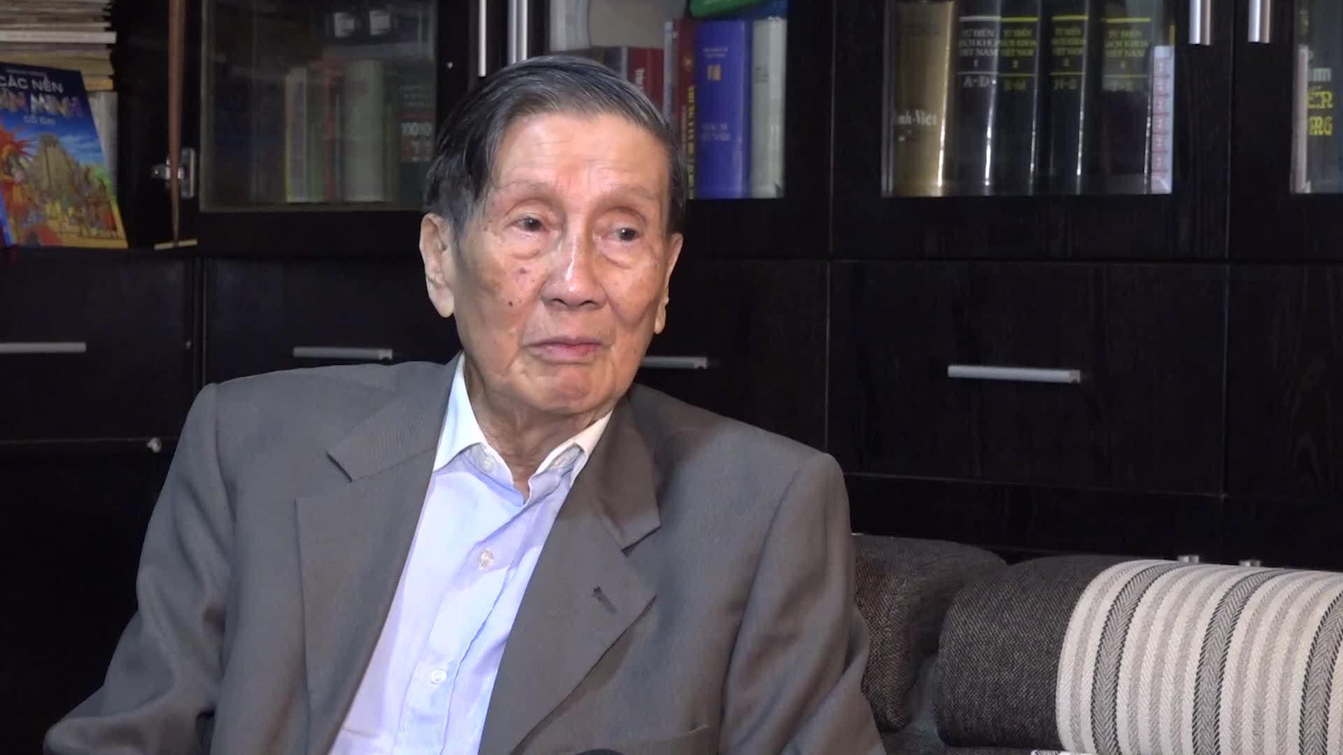 Nhạc sĩ Phạm Tuyên kể chuyện sáng tác ca khúc 'Chiến đấu vì độc lập, tự do'