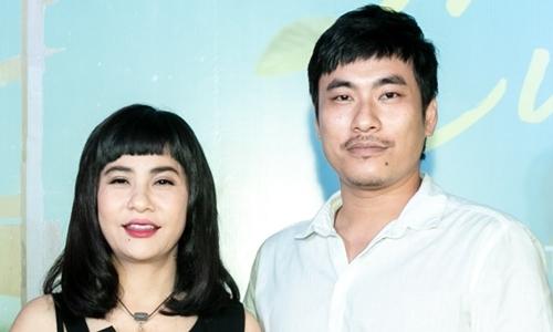 Kiều Minh Tuấn, Cát Phượng kể chuyện hạn chế tiếp xúc để đóng cảnh tình cảm