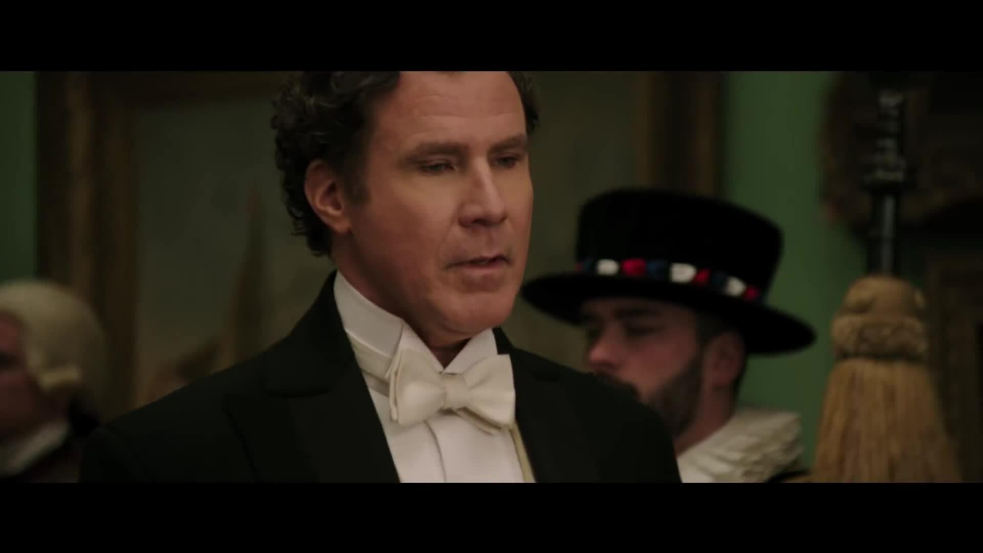 Trailer Holmes & Watson