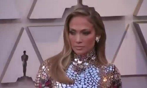 Jennifer Lopez ở Oscar 2019