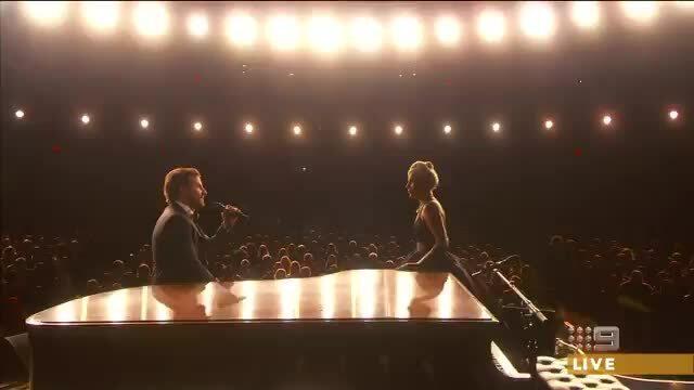 "Lady Gaga, Bradley Cooper - ""Shallow"""