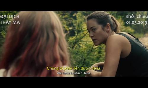 Trailer Endzeit - Ever After (Đại dịch thây ma)