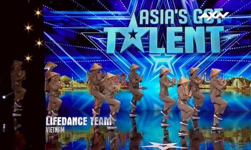 Nhóm nhảy của Quang Đăng vượt qua vòng loại của 'Asia's Got Talent 2019'