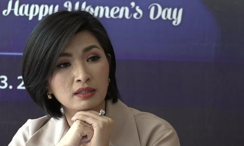 Nguyễn Hồng Nhung: 'Tôi từng tự tử vì scandal lộ ảnh nóng'