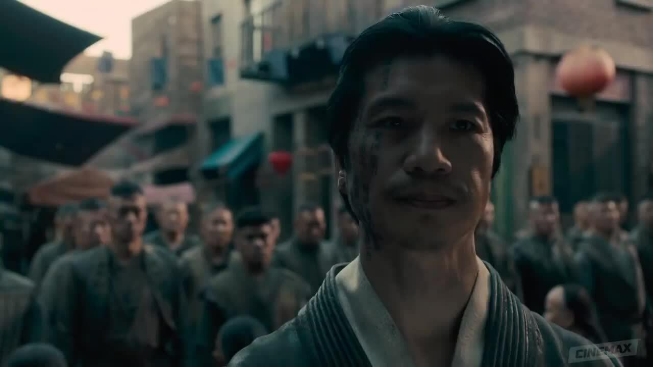 """Dustin Nguyễn xuất hiện trong series võ thuật """"Warrior"""""""