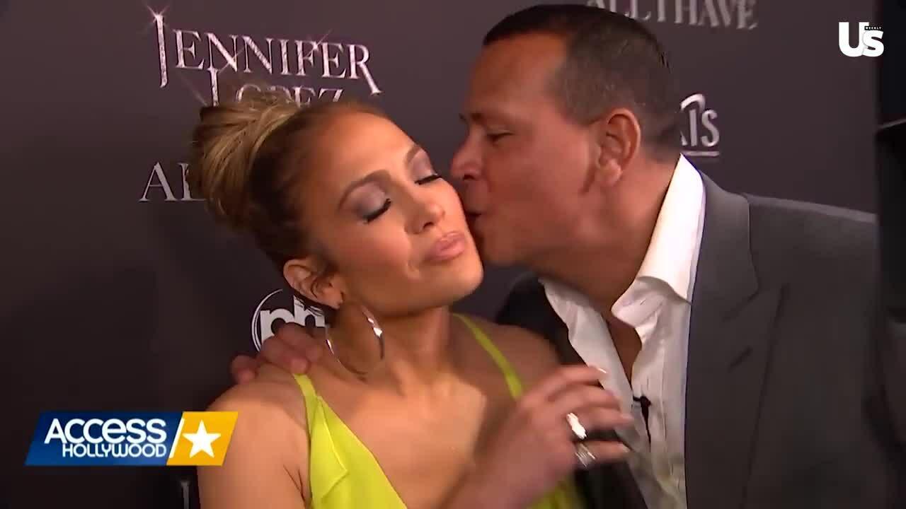 Những khoảnh khắc ngọt ngào của Jennifer Lopez và Alex Rodriguez