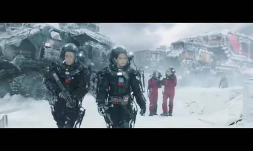 """Kỹ xảo trong bom tấn Trung Quốc """"Wandering Earth"""" của Ngô Kinh"""