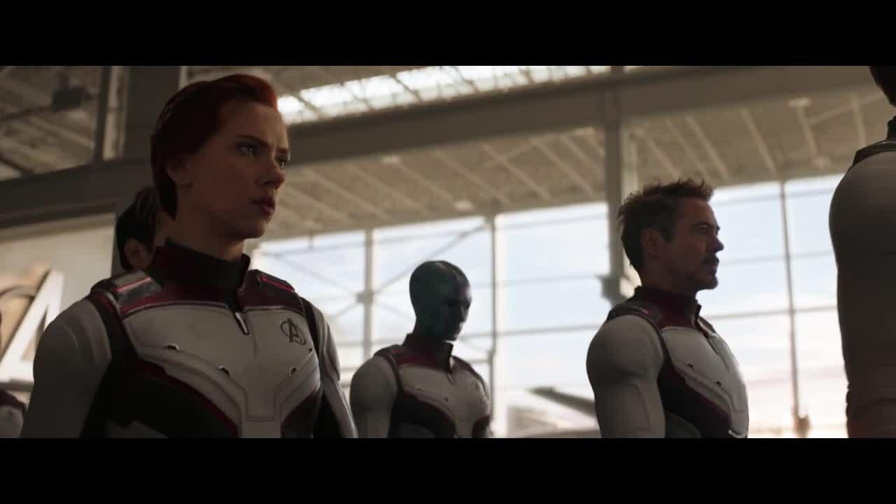 """Trailer 'Avengers: Endgame"""""""