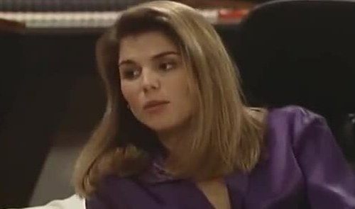 Lori Loughlin at Full House & # 39;