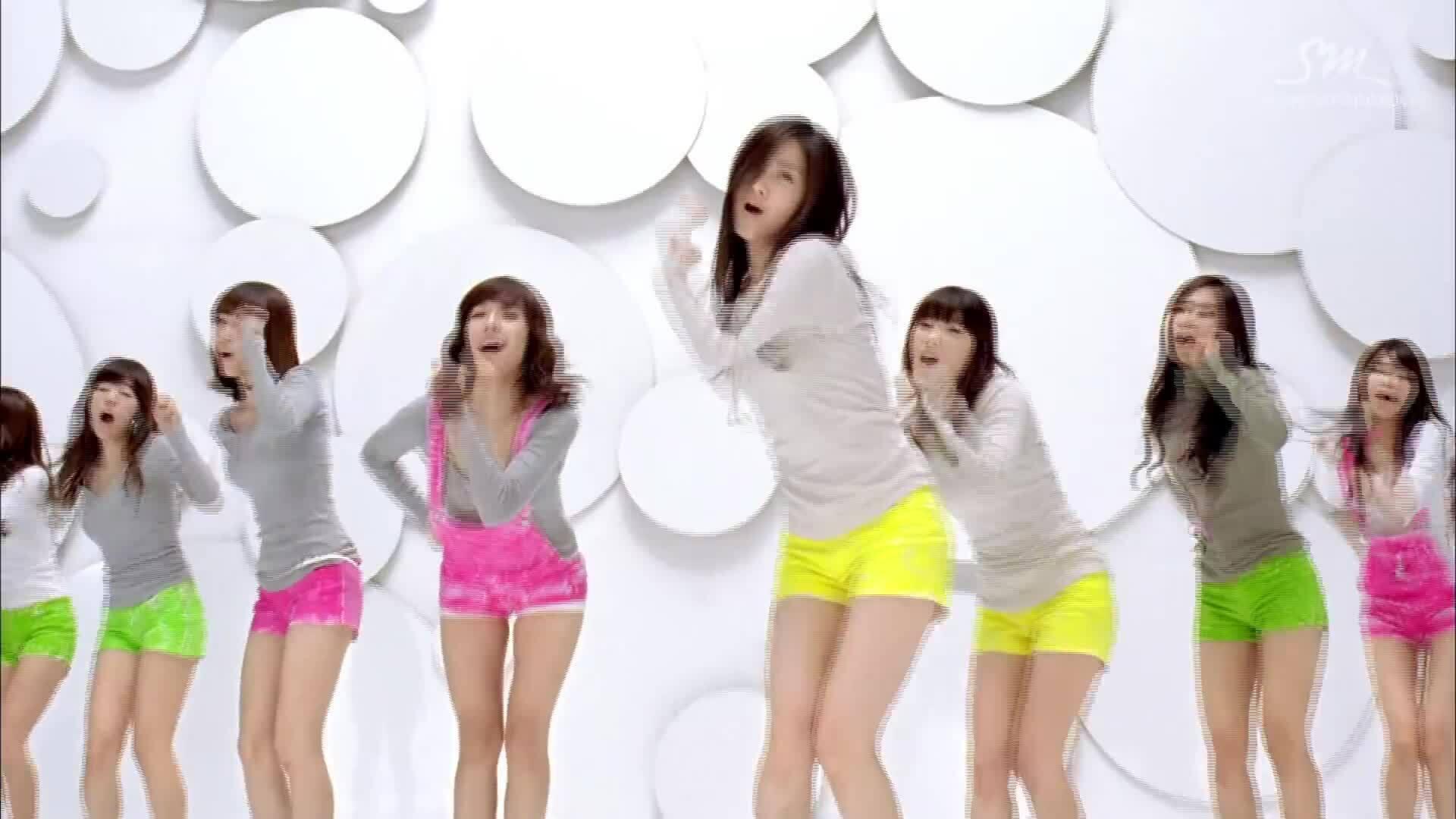 MV 'Gee' - SNSD