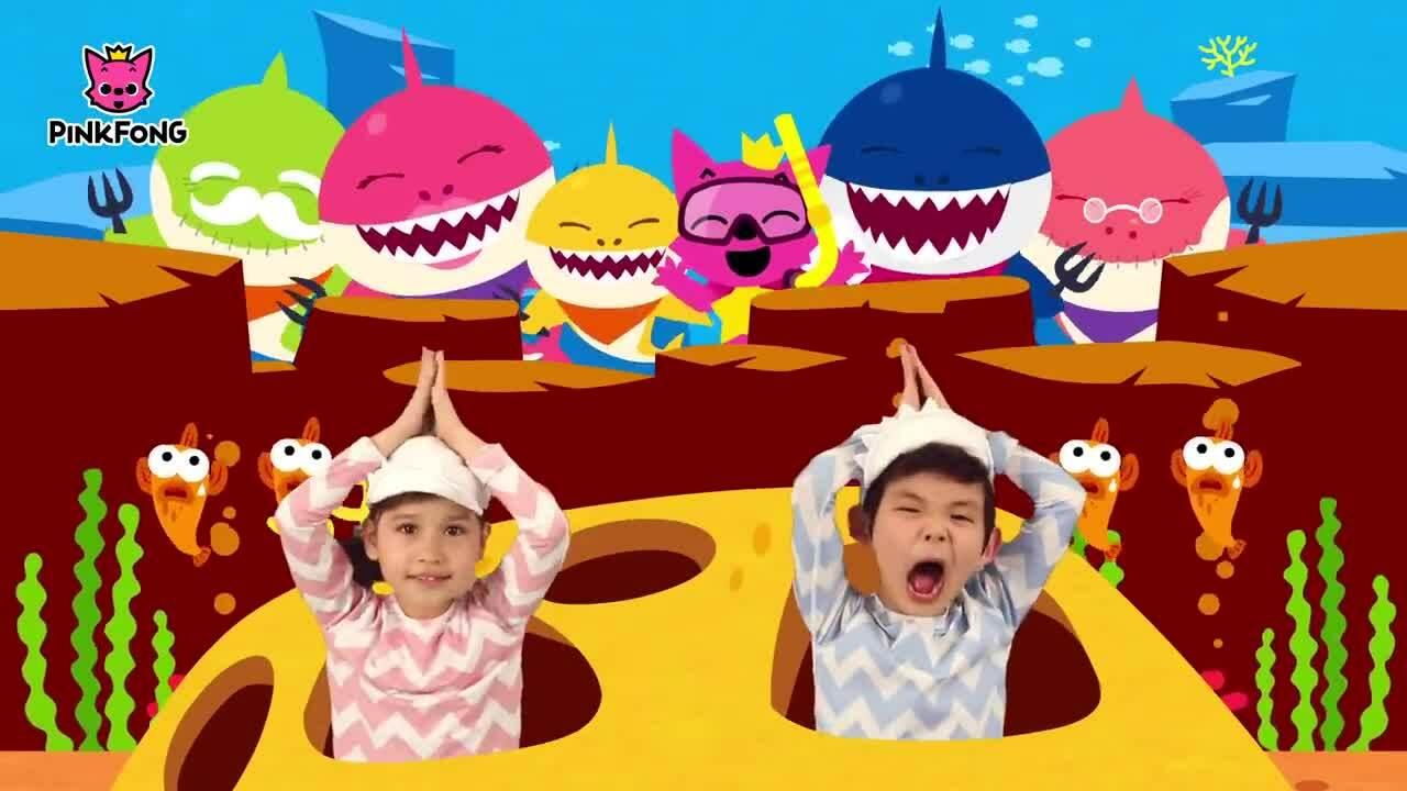 'Baby Shark' – âm nhạc thiếu nhi trở thành hiện tượng
