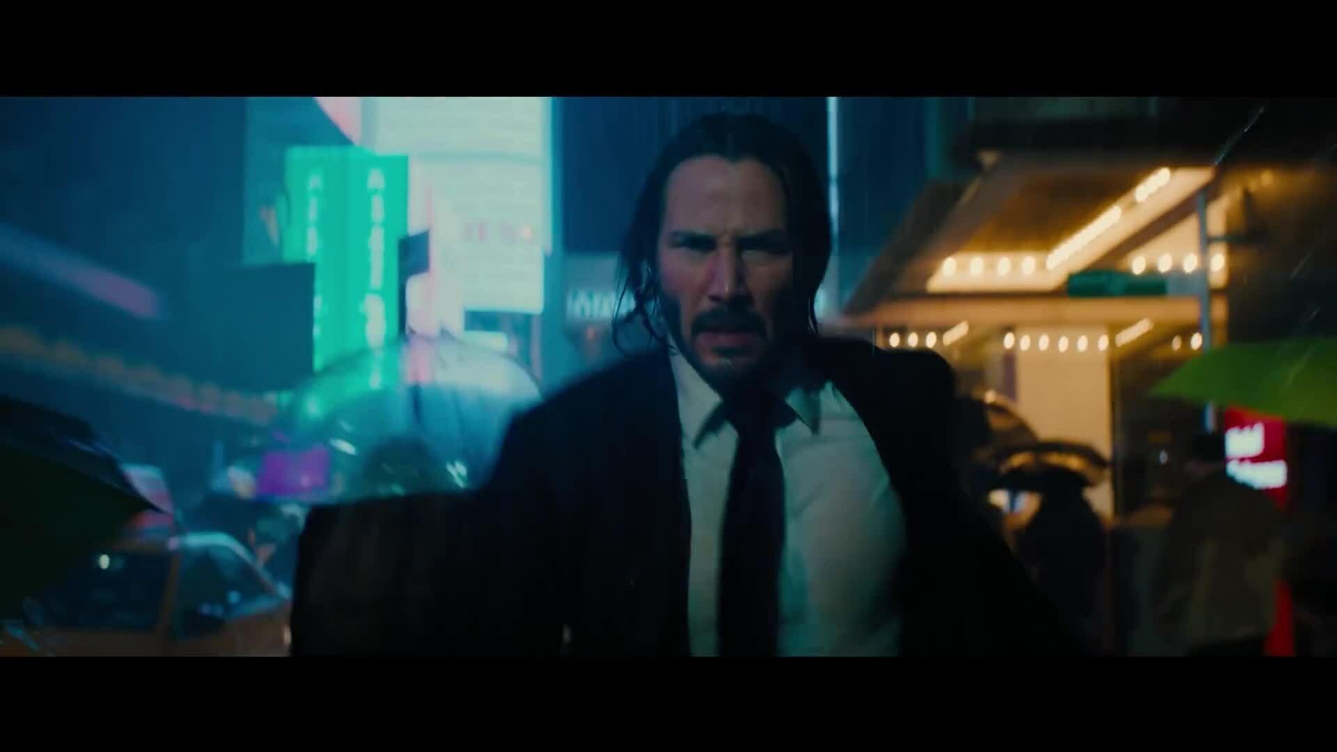 """John Wick bị thế giới ngầm truy sát trong """"John Wick 3"""""""