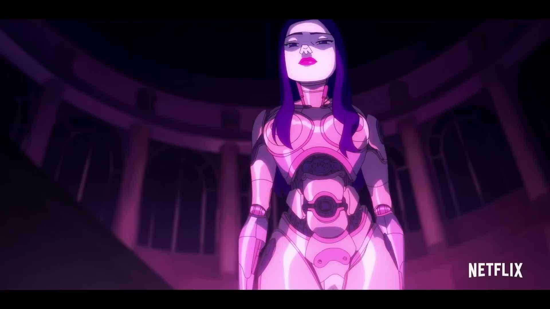Trailer Love Death Robots