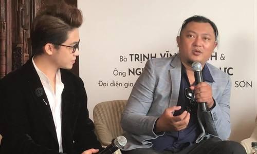 Phan Gia Nhật Linh nói về dự án phim Trịnh Công Sơn