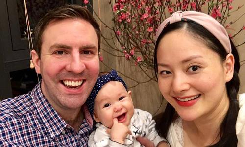 Lan Phương: 'Chồng tôi tâm lý, yêu vợ, biết chăm con'