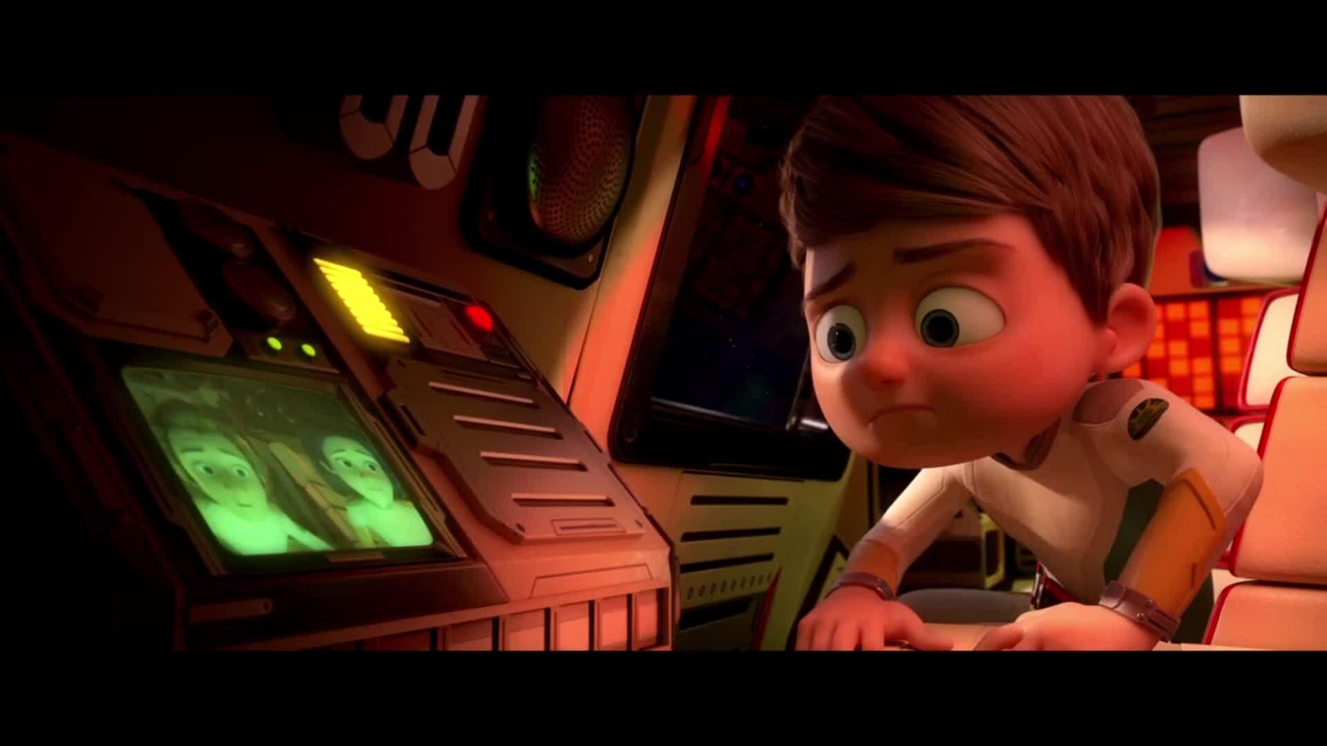 Trailer Terra Willy (Terra Willy - Cuộc phiêu lưu đến hành tinh lạ)