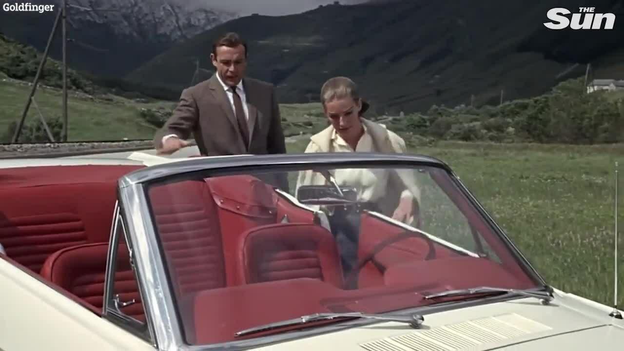 'Bond-girl' Tania Mallet qua đời ở tuổi 77