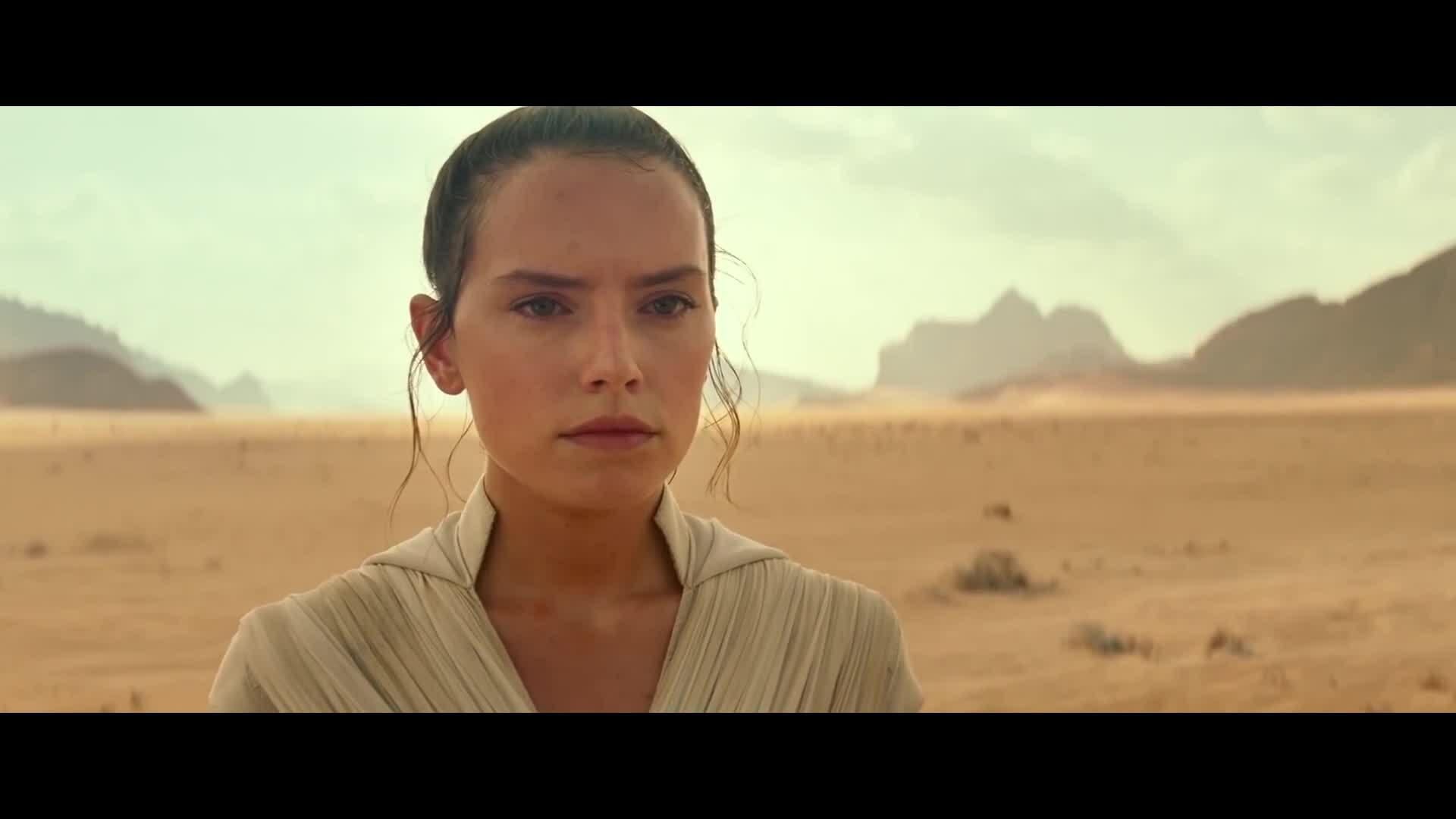 Trailer Star Wars Episode IX- The Rise Of Skywalker