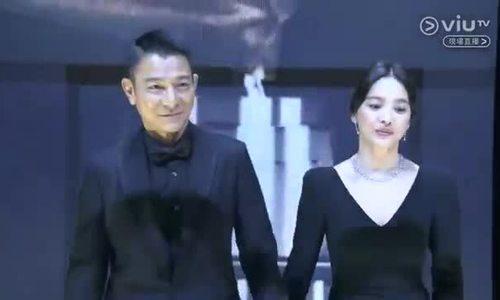 Lưu Đức Hoa, Song Hye Kyo