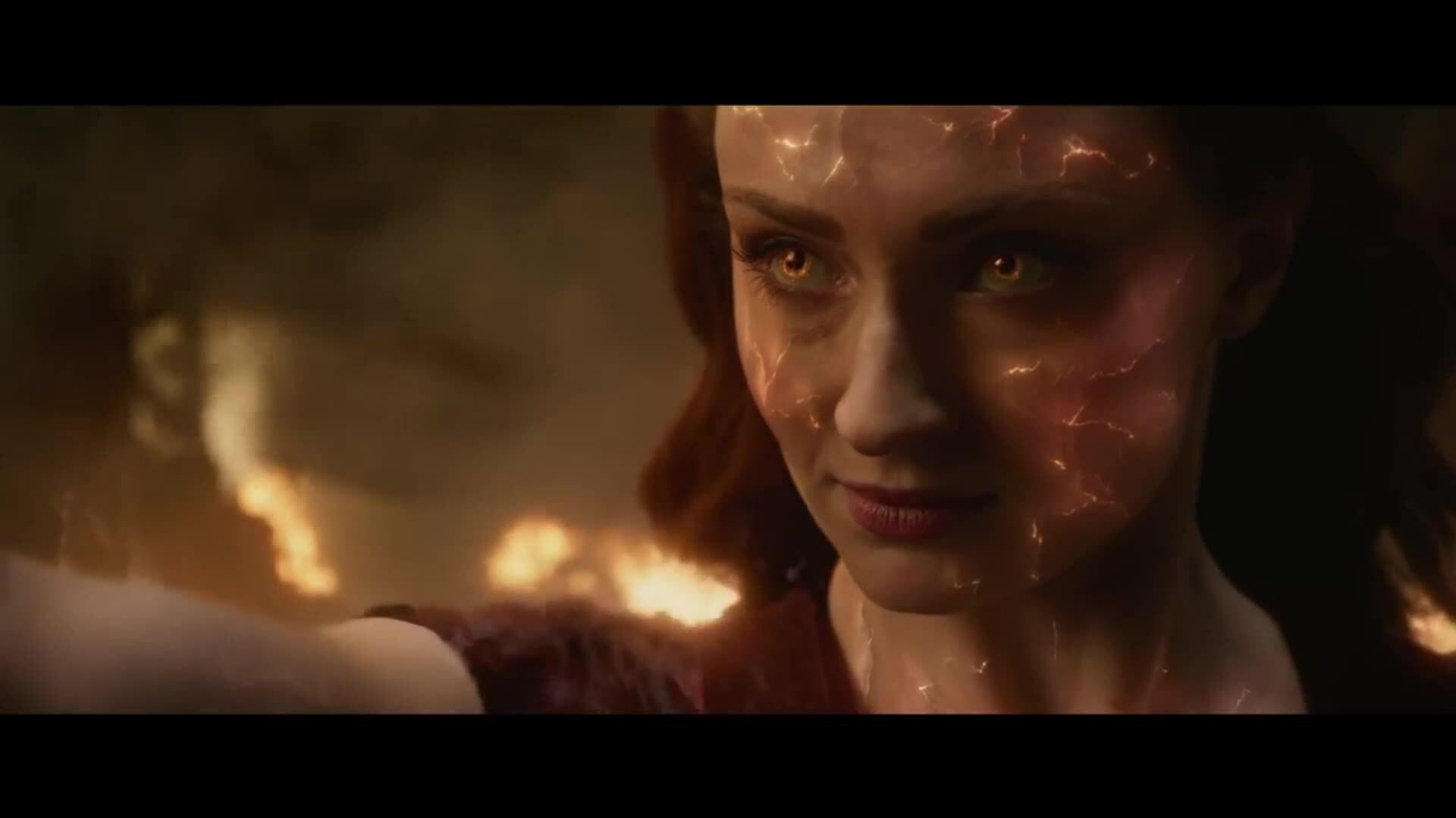 'Dark Phoenix' hé lộ cảnh nữ dị nhân nhận sức mạnh vũ trụ