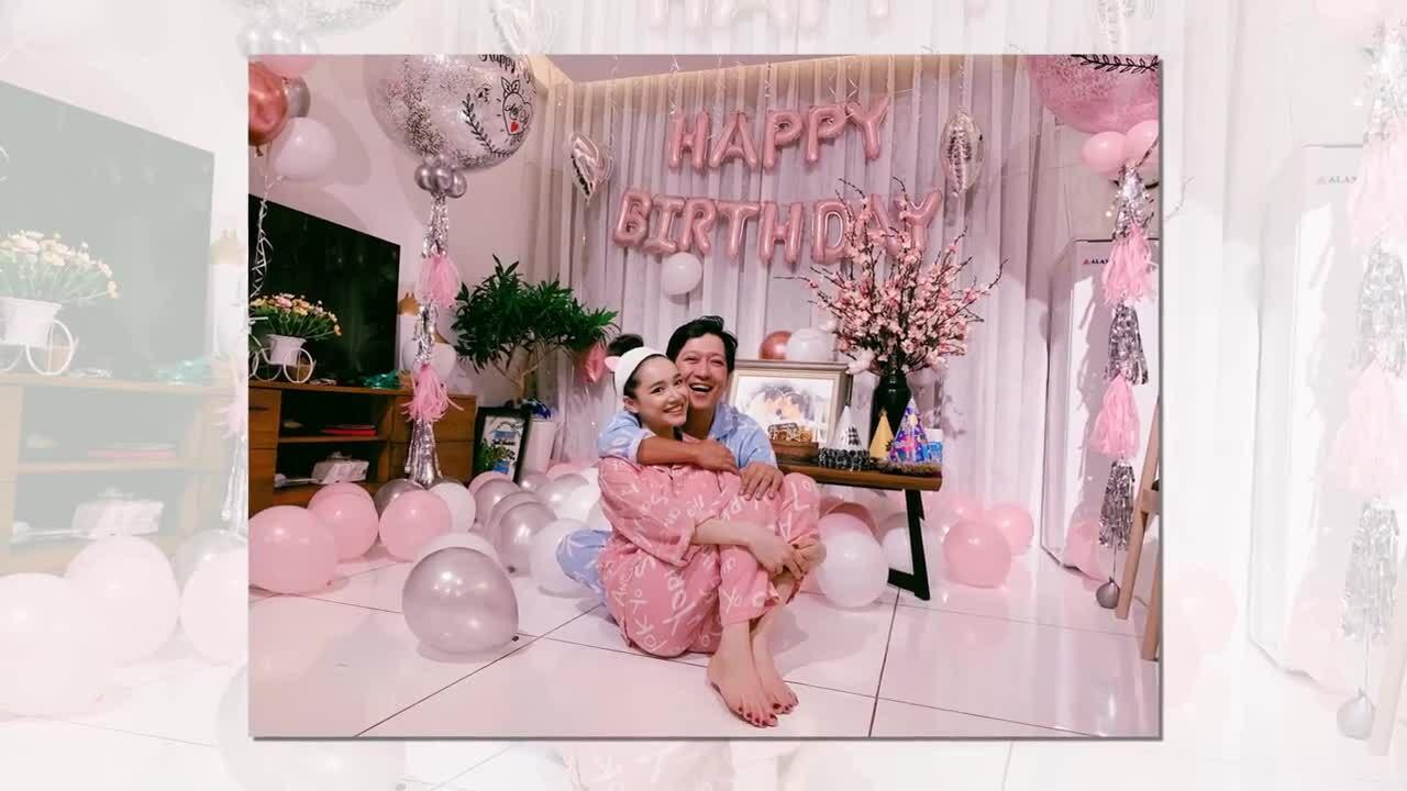 Clip sinh nhật Trường Giang