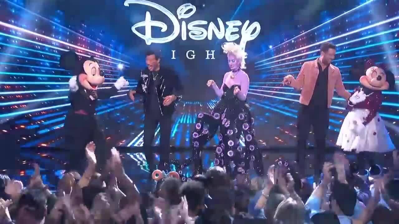 Katy Perry, Lionel Richie hát nhạc Disney tại American Idol 2019