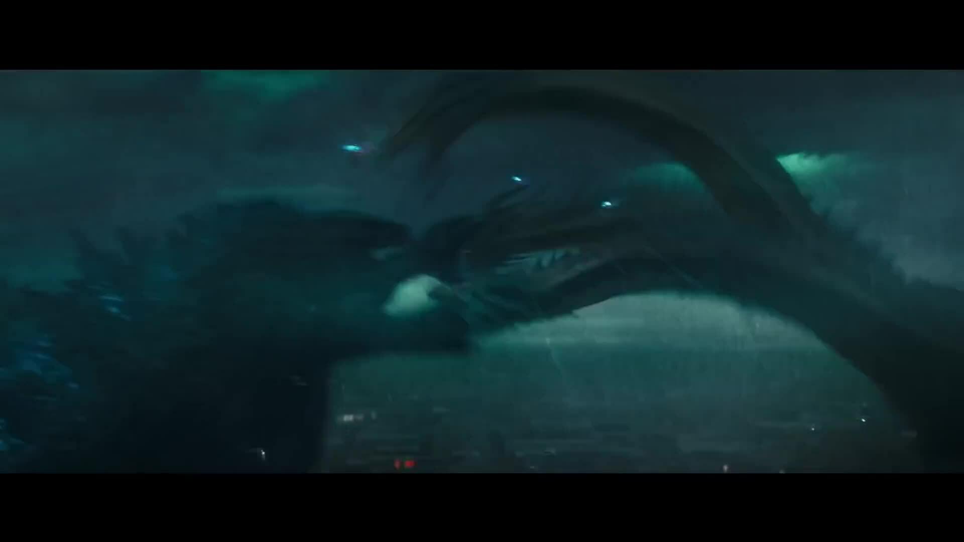 Godzilla đại chiến Ghidorah trong King of the Monsters