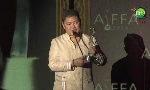 Giải nam chính gây xúc động ở LHP Quốc tế Asean