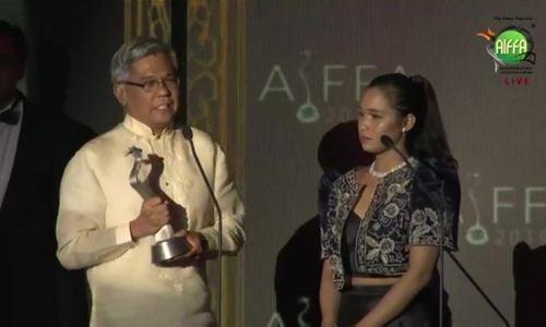 Giải phim xuất sắc ở LHP QUốc tế Asean 2019