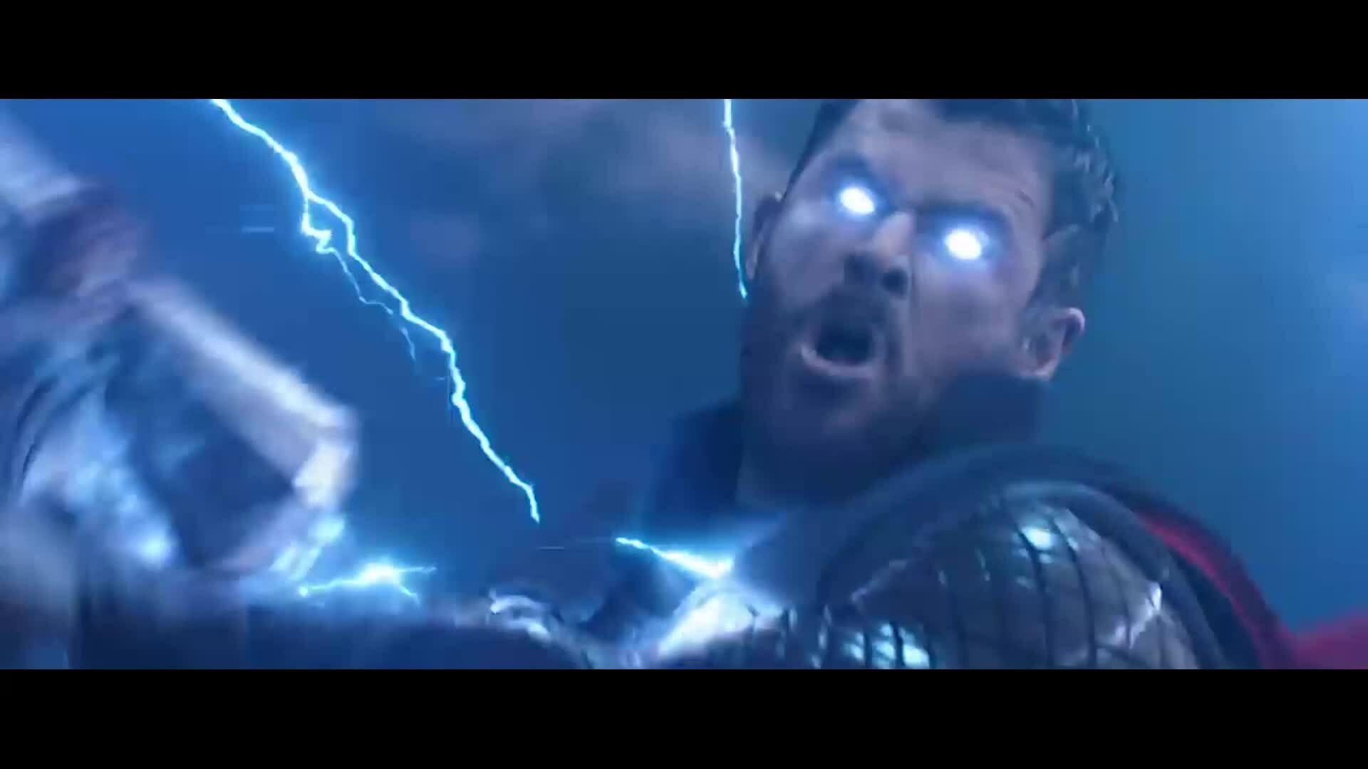 Đại chiến Wakanda trong Avengers: Infinity War (2018)