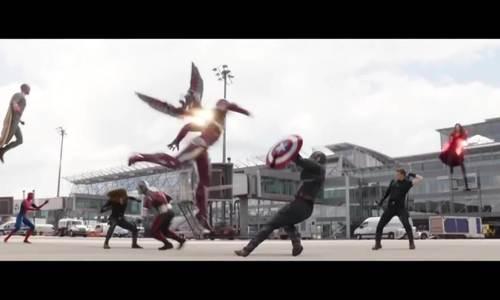 Dàn siêu anh hùng đọ sức trong Captain America: Civil War (2016)