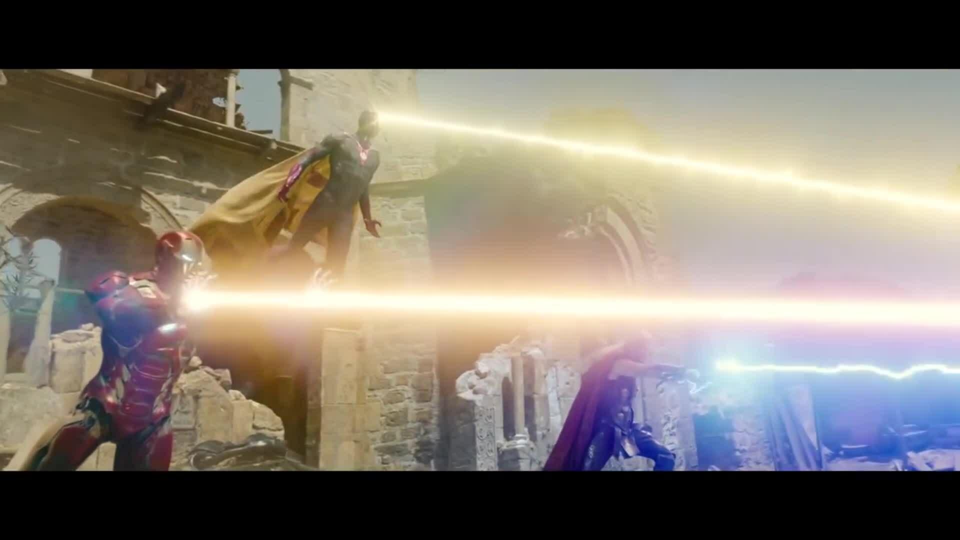 Trận chiến Sokovia trong Avengers: Age of Ultron (2015)