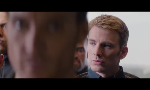 Trận chiến thang máy trong Captain America: The Winter Soldier (2014)