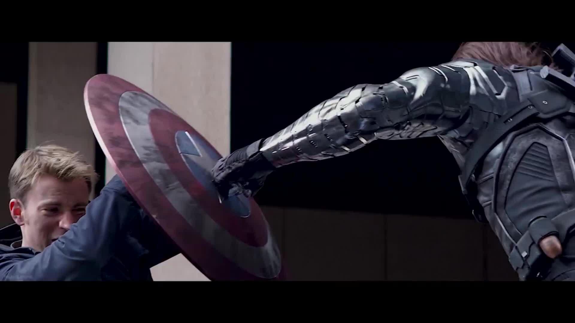 Trận chiến xa lộ trong Captain America: The Winter Soldier (2014)