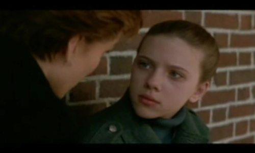 Scarlett Johansson trong The Horse Whisperer