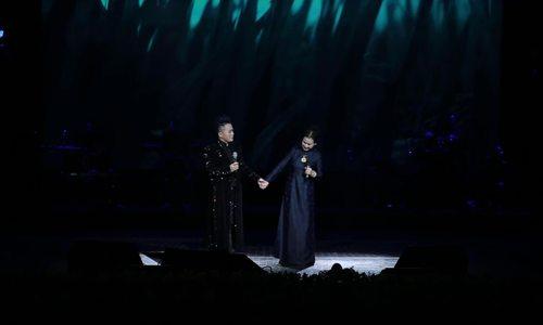 """Khánh Ly, Tùng Dương hát """"Như cánh vạc bay"""""""