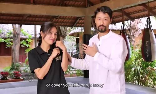 Johnny Trí Nguyễn hướng dẫn cách ứng phó khi bị quấy rối
