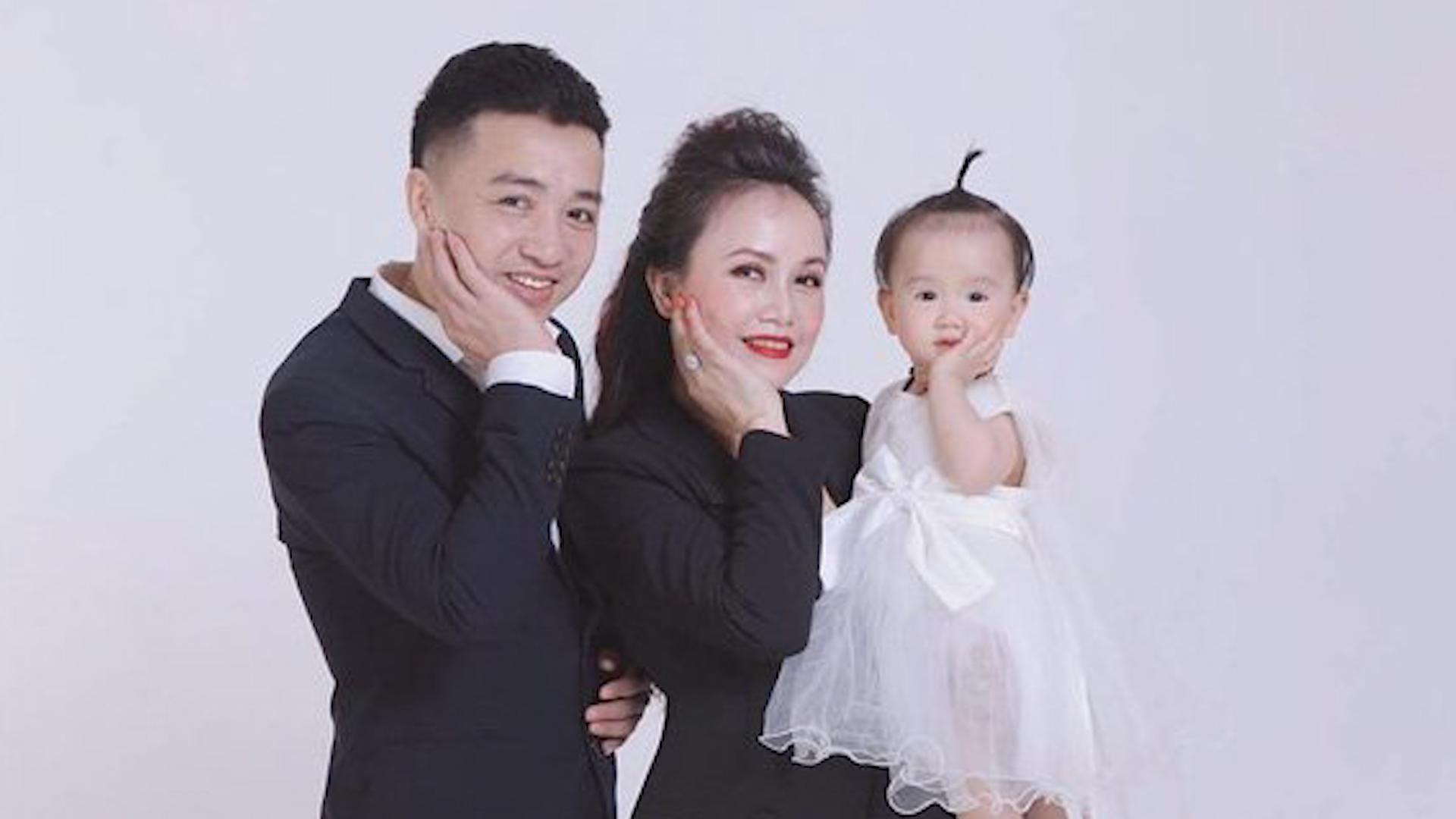 Diễn viên Hoàng Yến: 'Tôi không ngại đàm tiếu khi lấy bốn đời chồng'