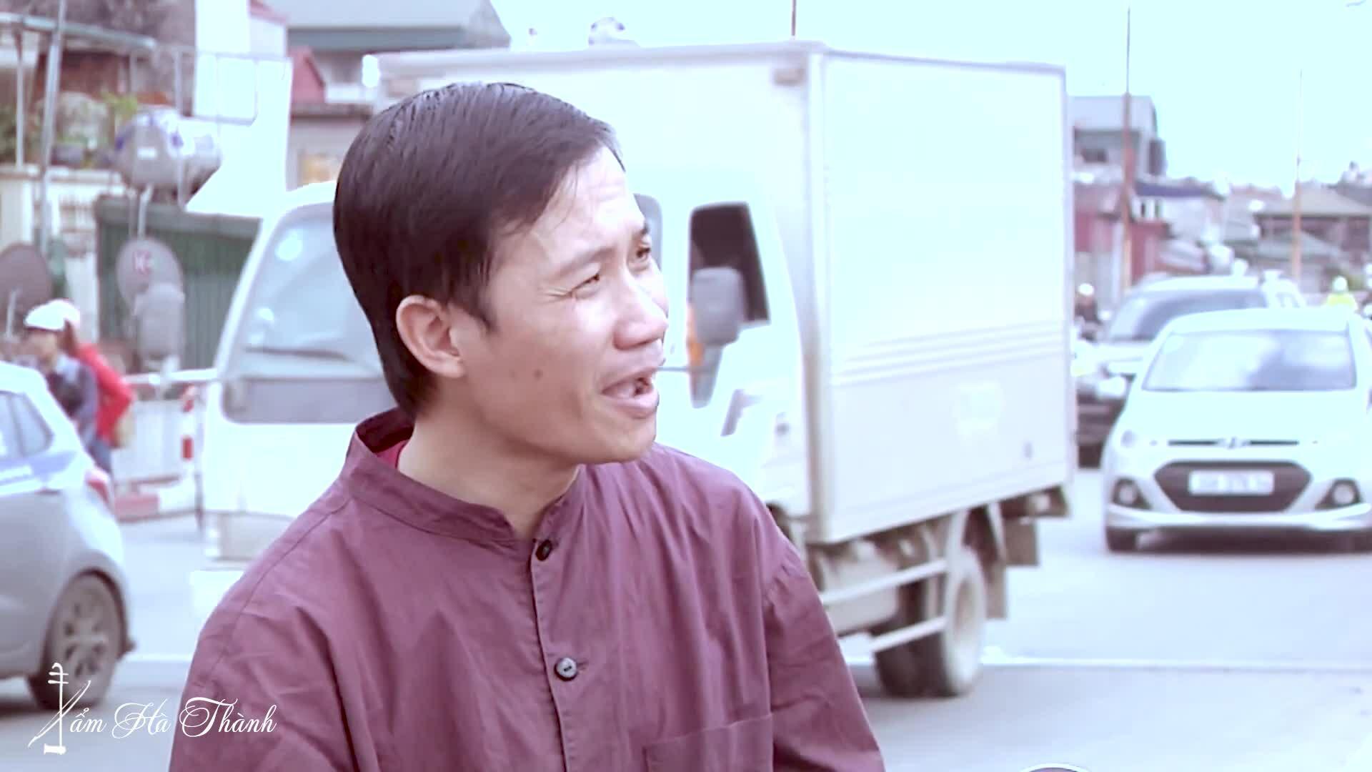 Xẩm Hà Thành hát kêu gọi 'rượu bia tối kỵ lái xe'