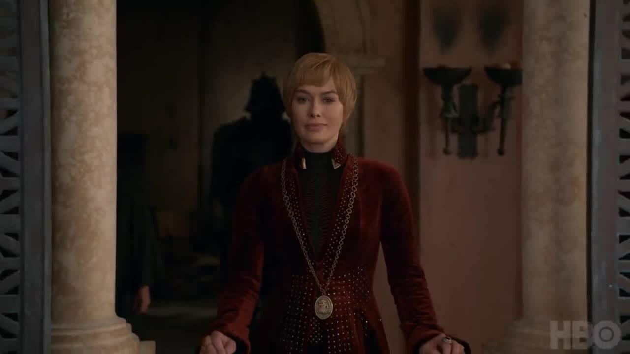 Đại chiến King's Landing mùa 8 Game of Thrones