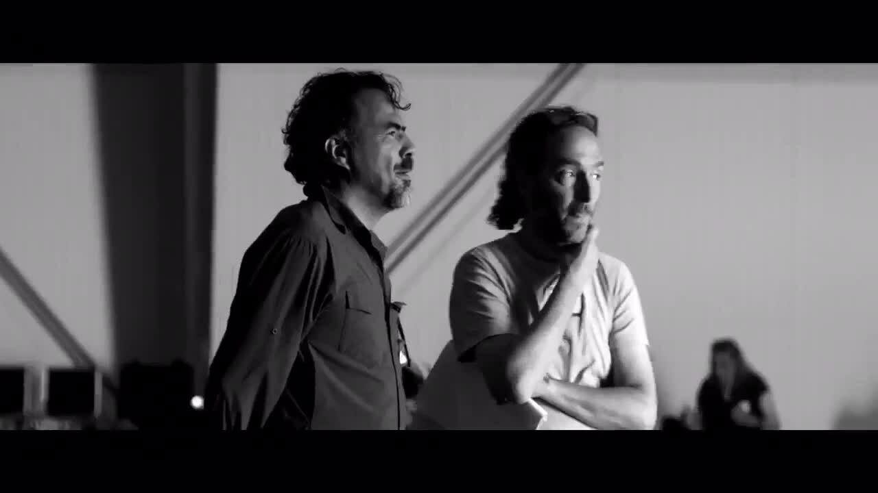 Flesh and Sand - phim ngắn của đạo diễn Alejandro Iñárritu