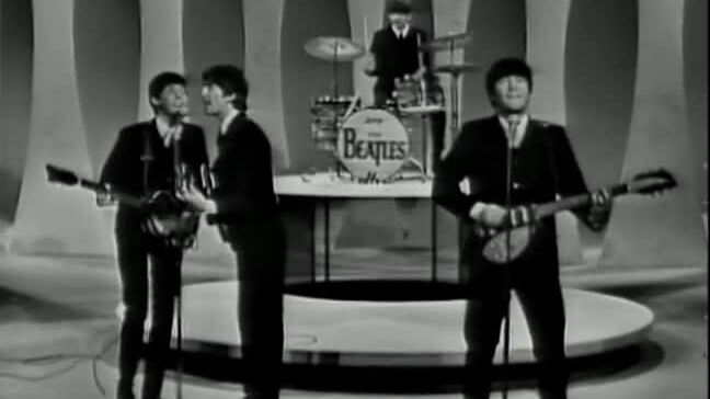 The Beatles trong Ed Sullivan Late Show