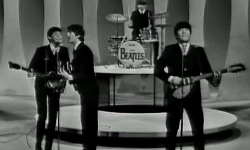 The Beatles trong Ed Sullivan Late Show